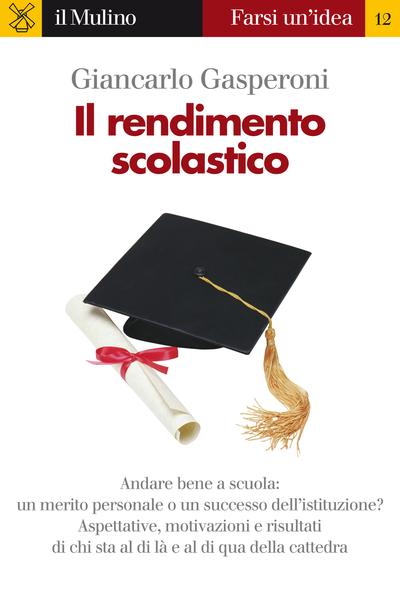 Cover Il rendimento scolastico