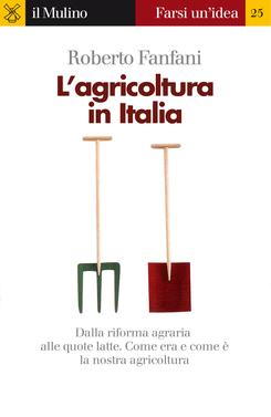 copertina L'agricoltura in Italia