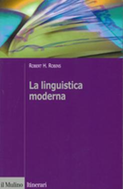 copertina La linguistica moderna