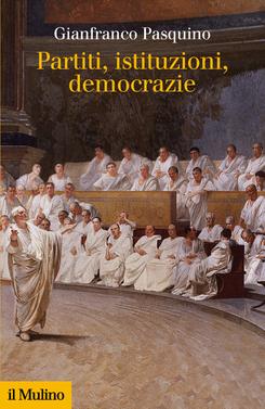 copertina Partiti, istituzioni, democrazie