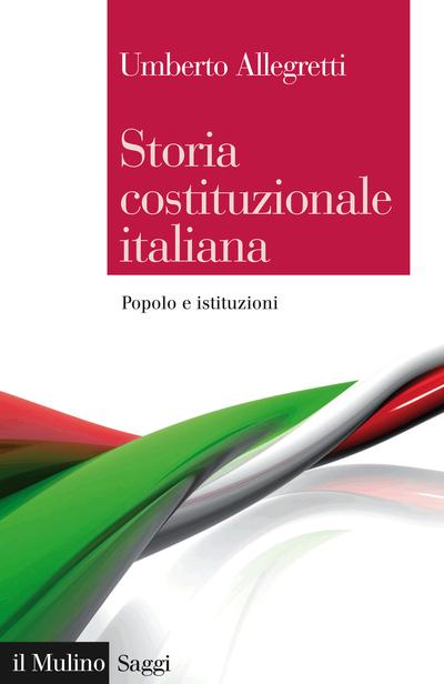 Cover Storia costituzionale italiana