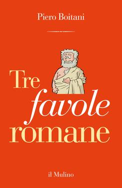 copertina Tre favole romane
