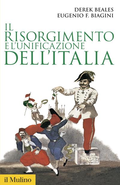 Copertina Il Risorgimento e l'unificazione dell'Italia