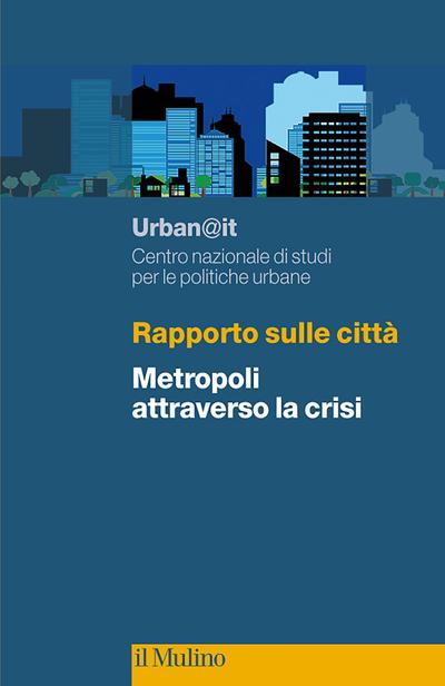 Cover Rapporto sulle città