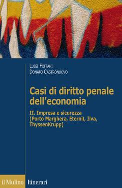copertina Casi di diritto penale dell'economia