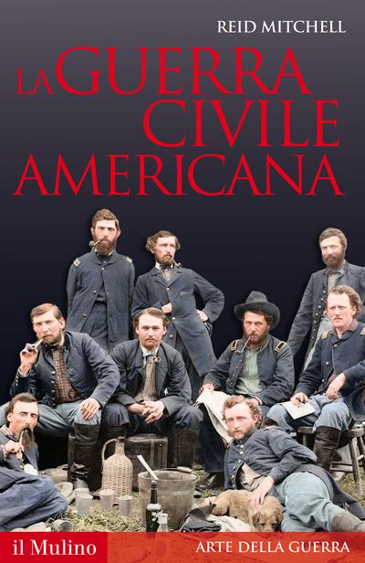 Cover La guerra civile americana