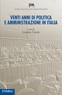 copertina Venti anni di politica e amministrazione in Italia