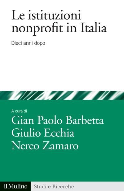 Cover Le istituzioni nonprofit in Italia