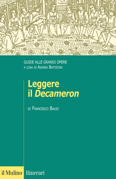 Cover Leggere il Decameron