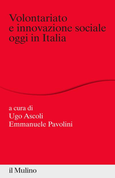 Copertina Volontariato e innovazione sociale oggi in Italia