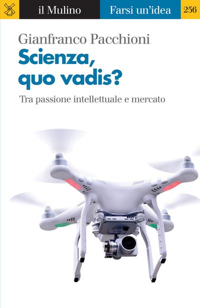 Cover Scienza, quo vadis?