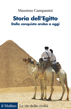 copertina A History of Egypt from the Arab Conquest to the Present Day