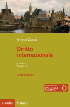 copertina Diritto internazionale