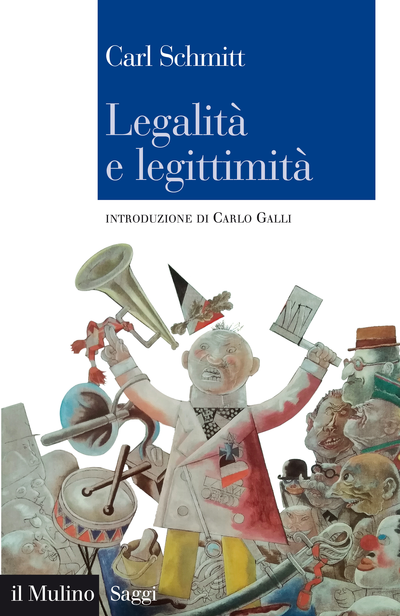 Cover Legalità e legittimità