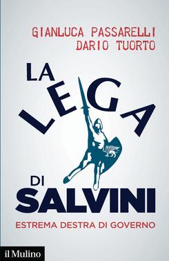 copertina La Lega di Salvini