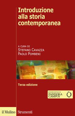 copertina Introduzione alla storia contemporanea