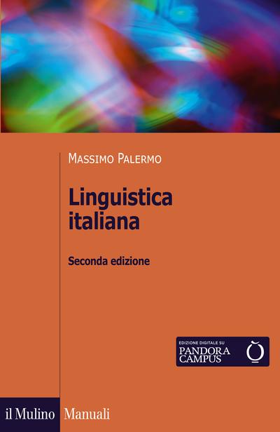 Copertina Linguistica italiana