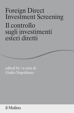 copertina Foreign Direct Investment screening