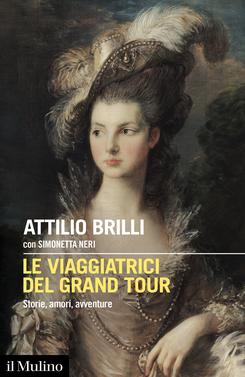 copertina Le viaggiatrici del Grand Tour