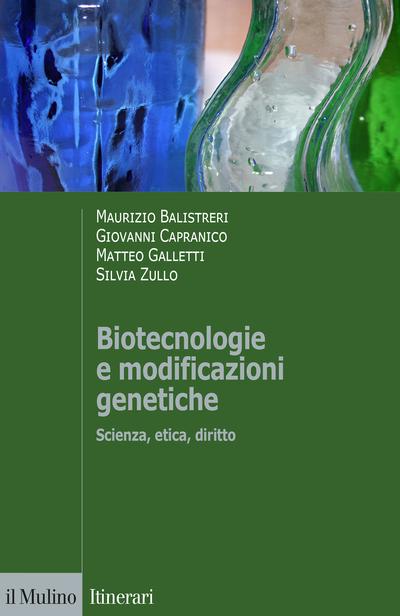 Cover Biotecnologie e modificazioni genetiche