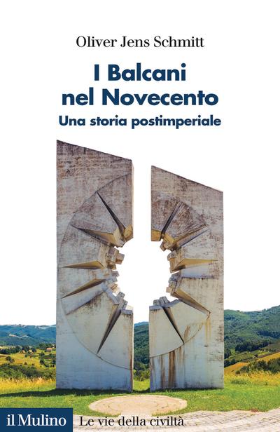 Cover I Balcani nel Novecento